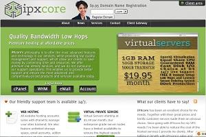 IPXcore