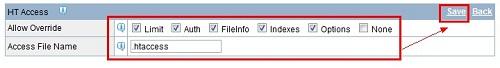 LiteSpeed添加虚拟主机+支持htaccess图文教程