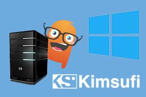 Kimisufi独服安装Windows系统